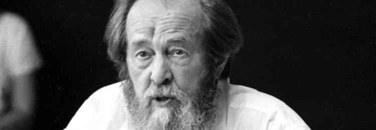 Солженицын – главный фальсификатор и лжец времен СССР
