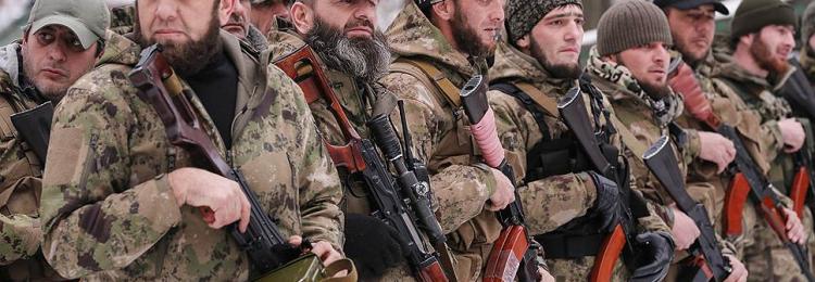 «Украинцы в страхе убегали»: чеченцы на войне в Донбассе