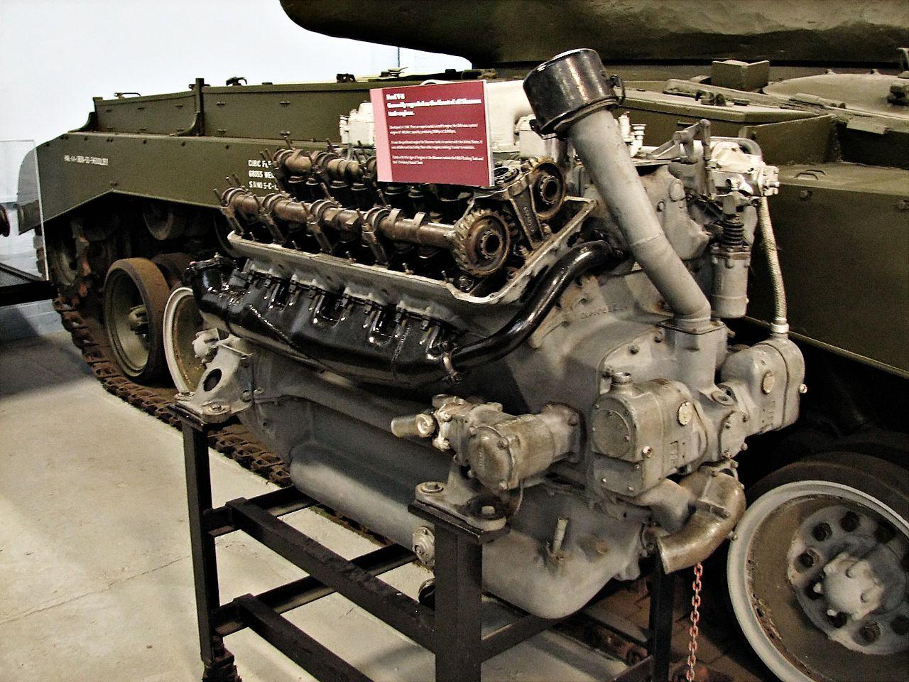 Двигатель Шермана