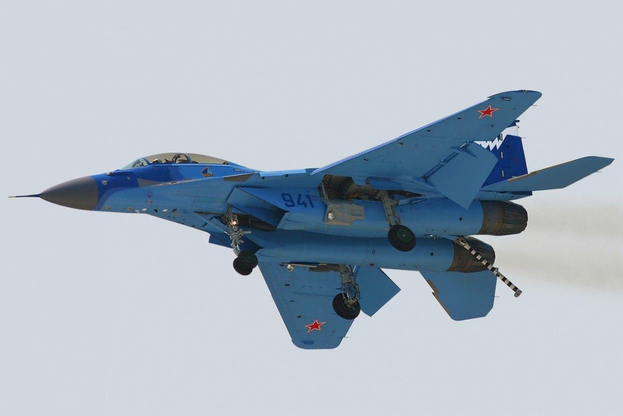 Истребитель МиГ-29К