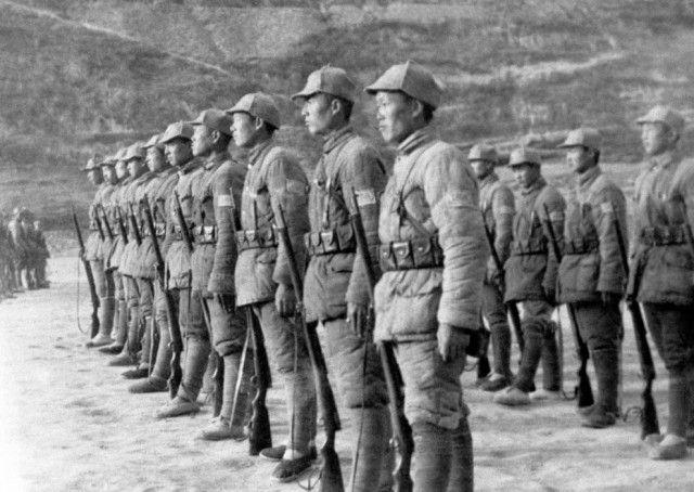 Китайские добровольцы