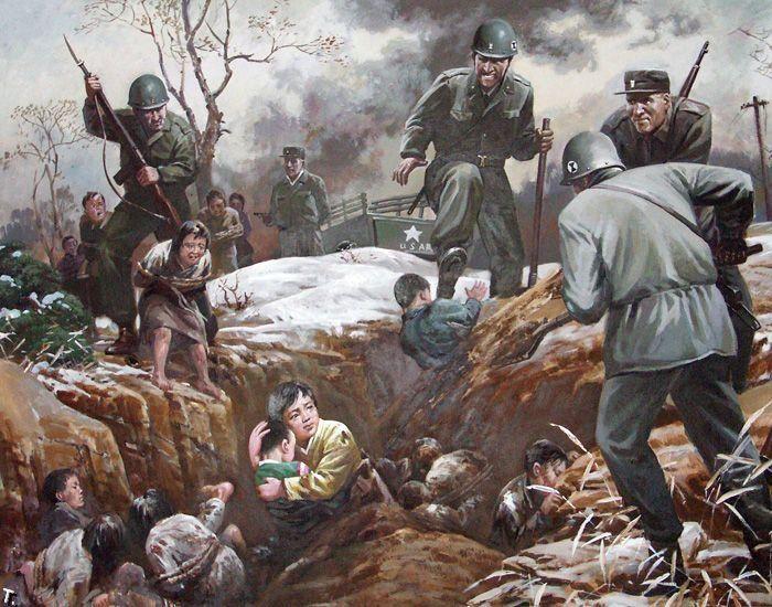 Корейская армия родилась из партизанского движения