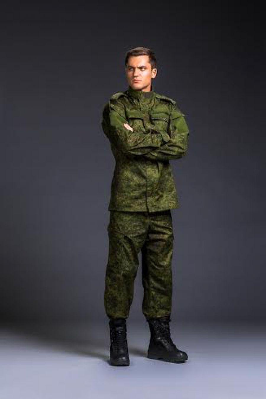 Летний ВКБО костюм