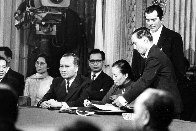 Мирные переговоры 1973