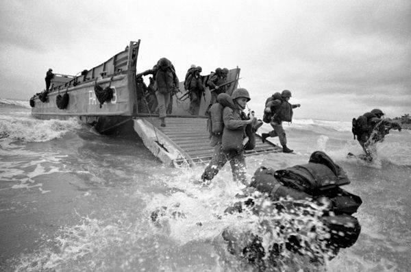 Морская пехота Вьетнам
