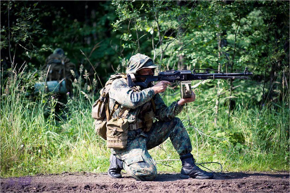 На боевой операции