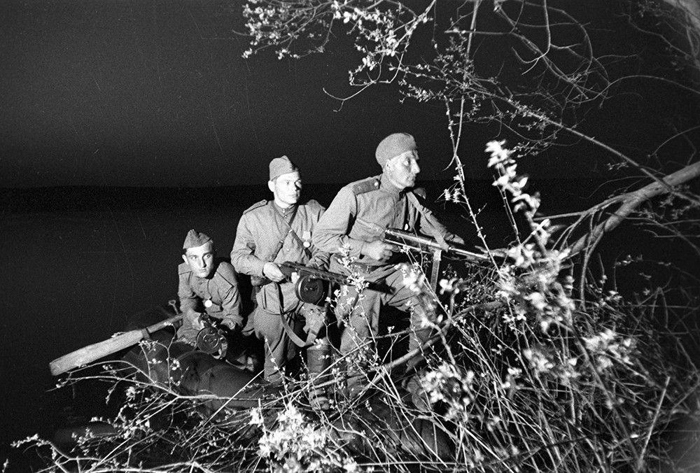 Операция советского спецназа