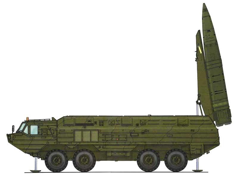 Подготовка ракет к запуску