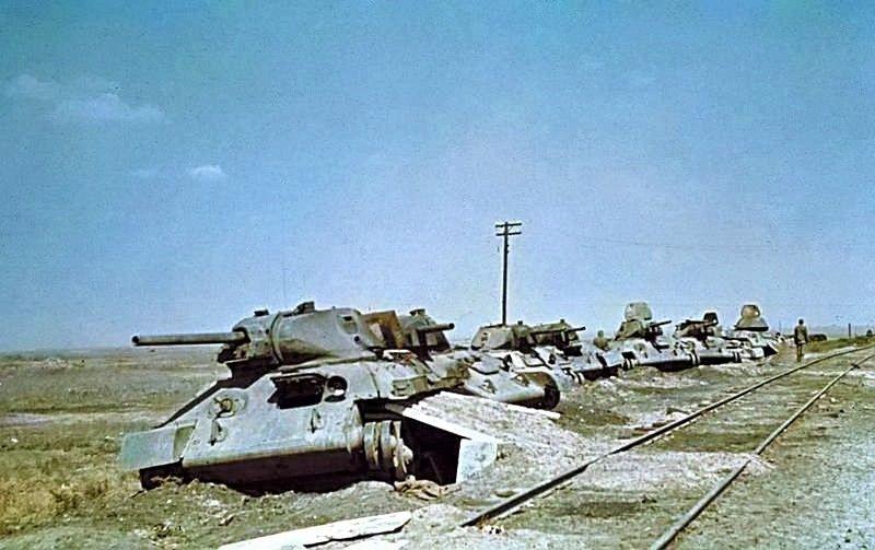 Потери танков