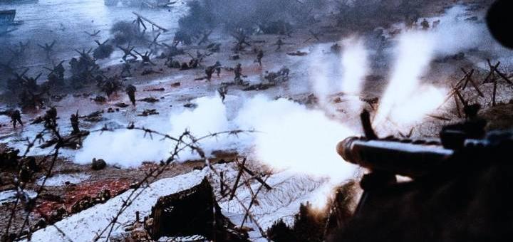 Пулемет МГ. Высадка в Нормандии
