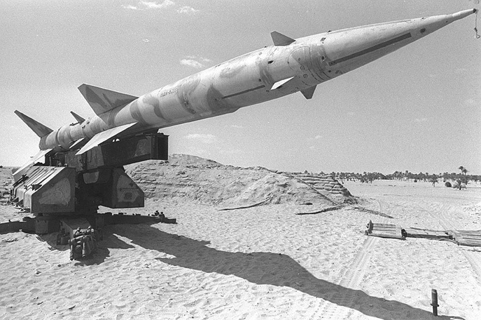 ПВО на Синае