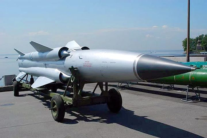 Ракета Москит