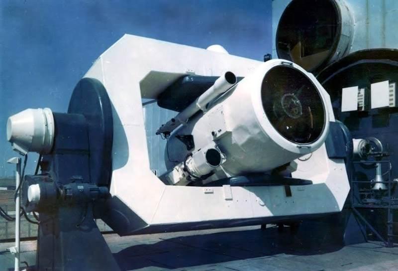 Российская лазерная установка
