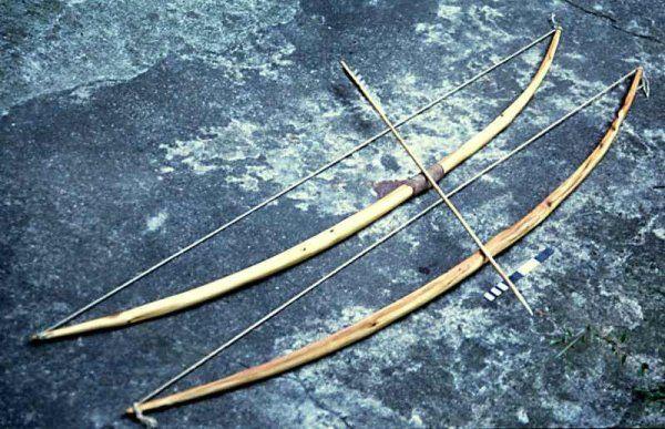 Самодельный лук