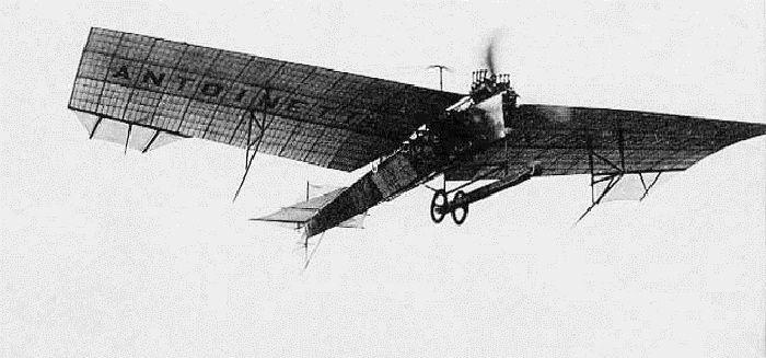 Самолет Антуанет