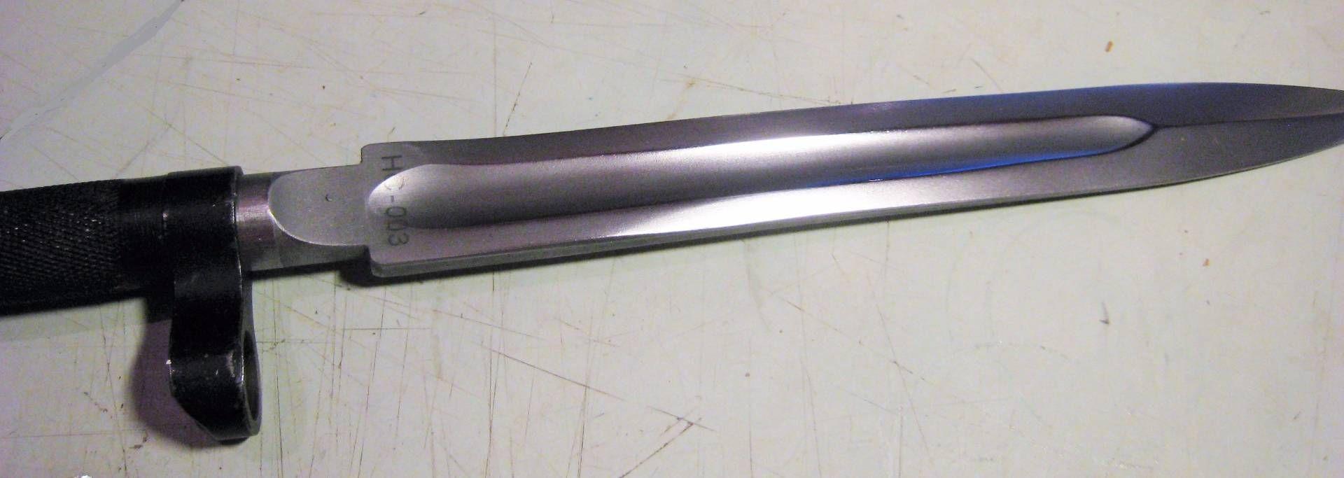Штык ножевого типа