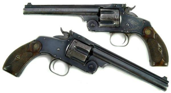 Смит и Вессон модель 3