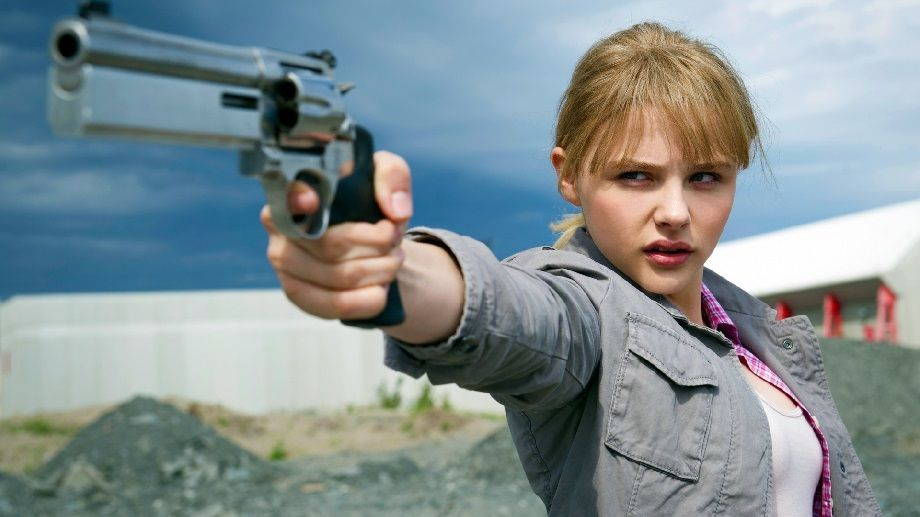 Стрельба из револьвера