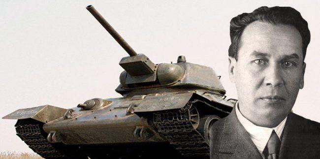 Т-34 и Кошкин