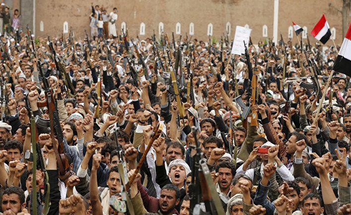 Воинствующие шииты