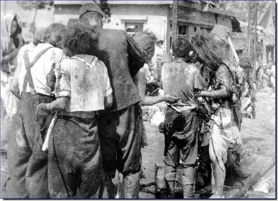 Выжившие в Хиросиме