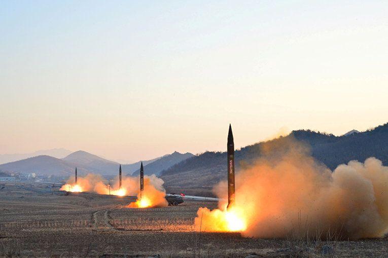 Ядерные силы Северной Кореи