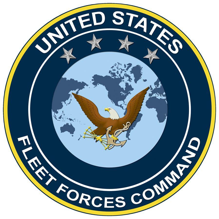 Эмблема командующего ВМС США