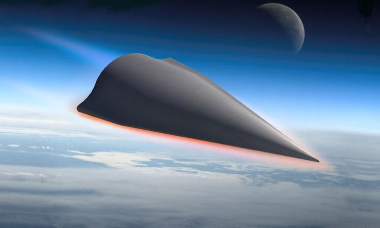 Гиперзвуковой беспилотный самолет