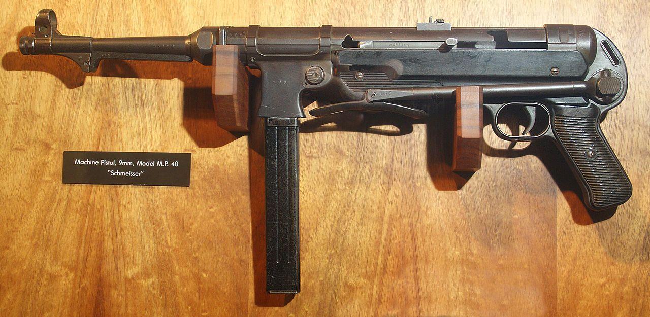 """MP-40 """"Schmeisser"""""""