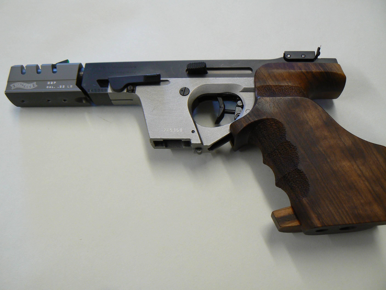 Пистолет GSP