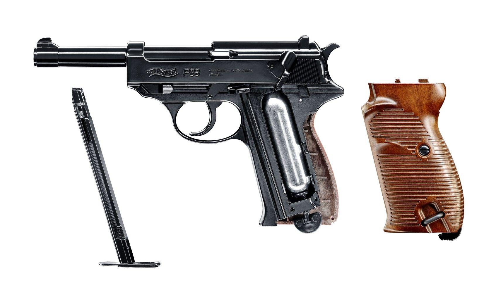 Пневматическая копия оружия