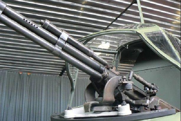 Пулеметы Березина