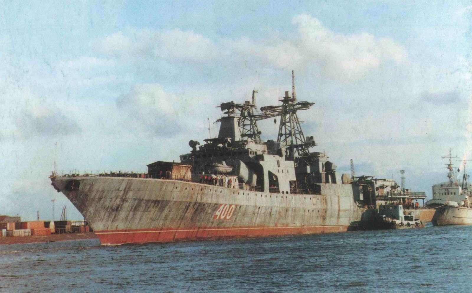 Ржавеющие корабли ВМФ