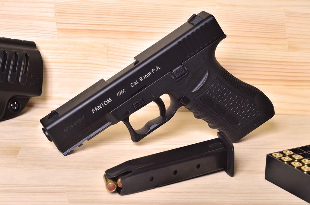Турецкий травматический пистолет Фантом