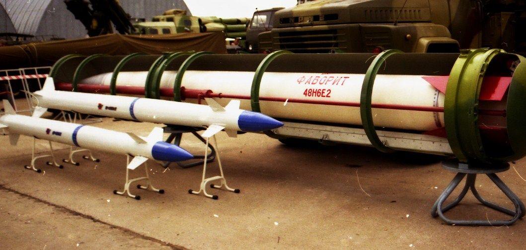 Управляемые зенитные ракеты для С-400
