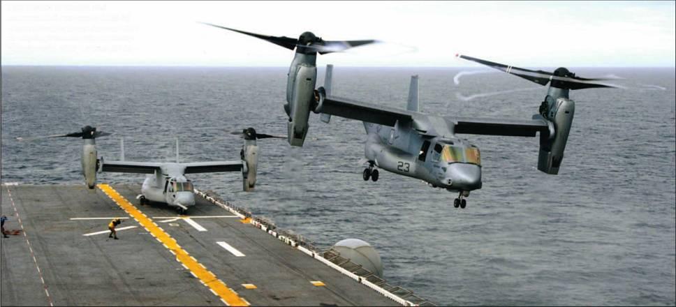 Вертолеты морской пехоты