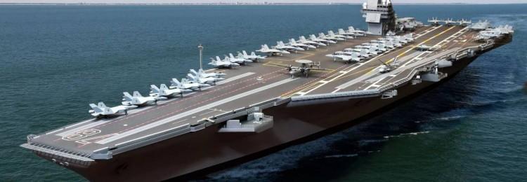 В США придумали способ защитить авианосцы от ракет «Кинжал»