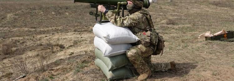 Боец ВСУ подорвался на своем же ПТРК «Корсар»