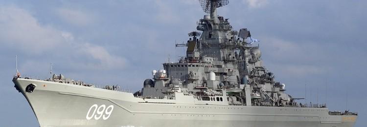 Крейсер «Петр Великий» в одиночку выиграет крупные морские сражения