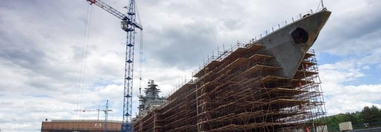 Наконец-то: скоро начнутся испытания атомного крейсера «Адмирал Нахимов»