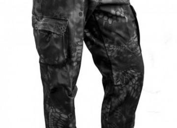 Тактические брюки — неотъемлемая часть гардероба настоящего мужчины