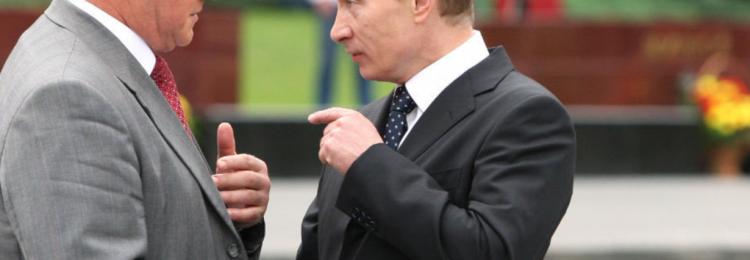 Пять главных подхалимов Путина (продолжение)