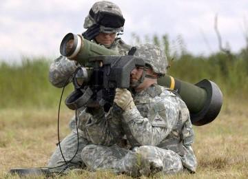 Как мы c ПТРК Javelin бороться будем?
