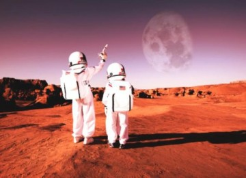 О колонии на Марсе пока забудьте