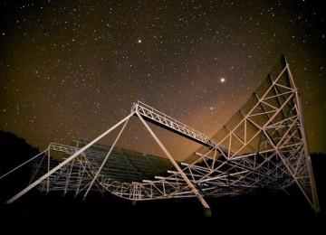 Загадку таинственных космических сигналов помог решить радиотелескоп