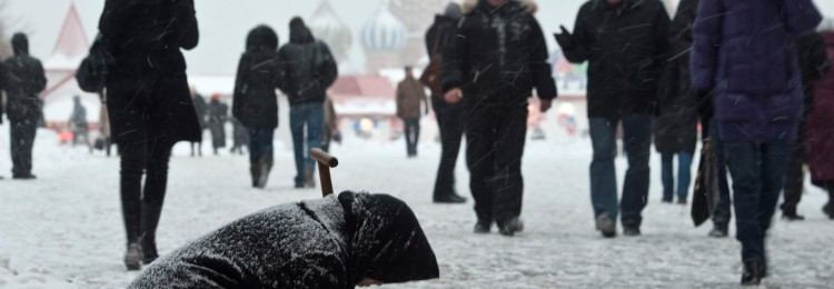 Путин борется только с «бумажными показателями» бедности