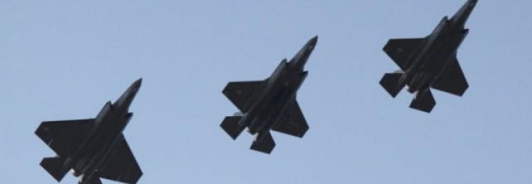 Прототип F-35 со сверхзвуковой ракетой презентовали в США