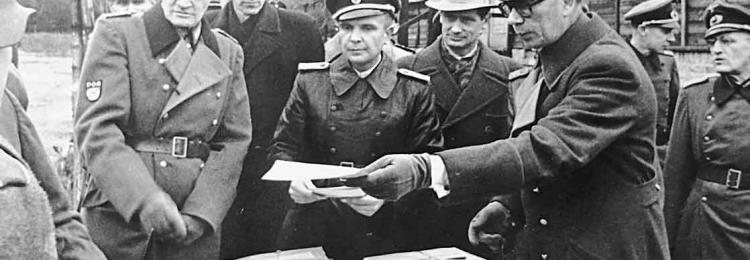 Власов был простой марионеткой в руках немцев