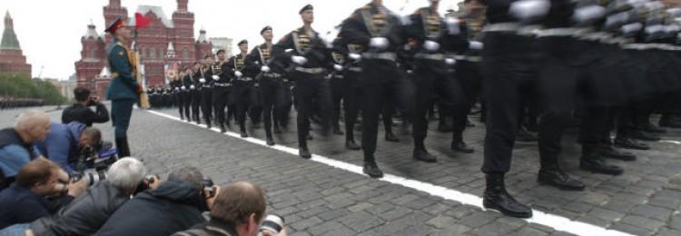Западная пресса о российском параде в День Победы