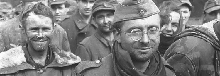 Сегодняшние немцы о войне с СССР